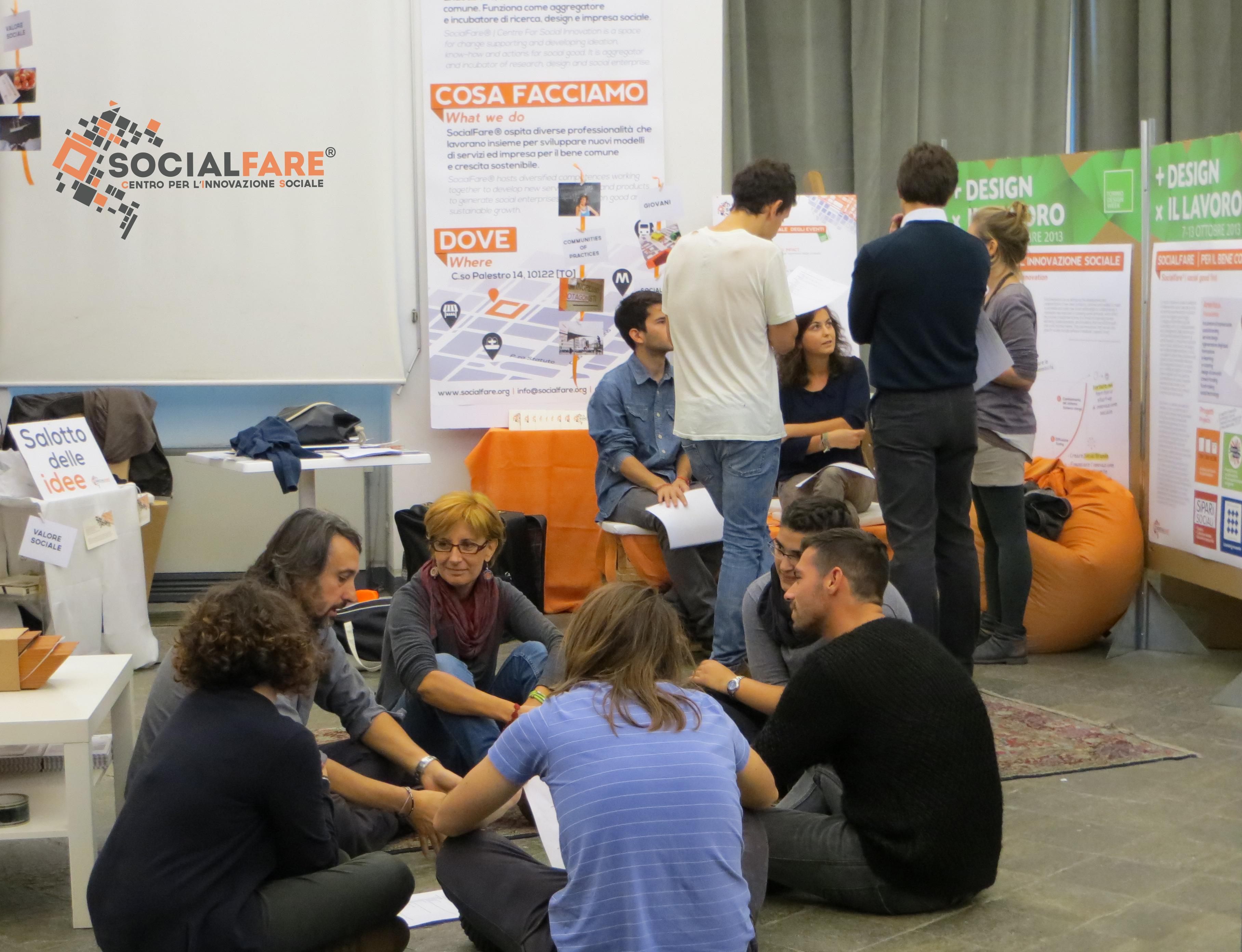 SocialFare®   Centre for Social Innovation