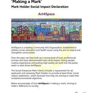thumbnail of Social Impact Declaration Art4Space