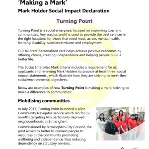 thumbnail of Social Impact Declaration Turning-Point