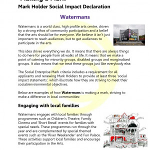 thumbnail of Social Impact Declaration Watermans